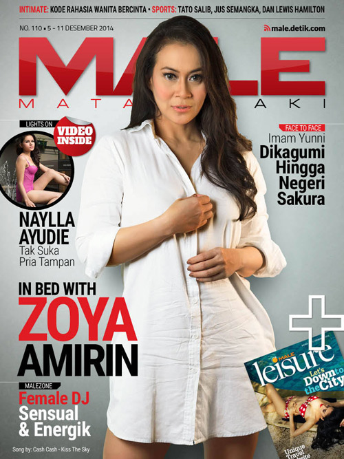 Male - No.110, 5-11 Desember 2014 free download