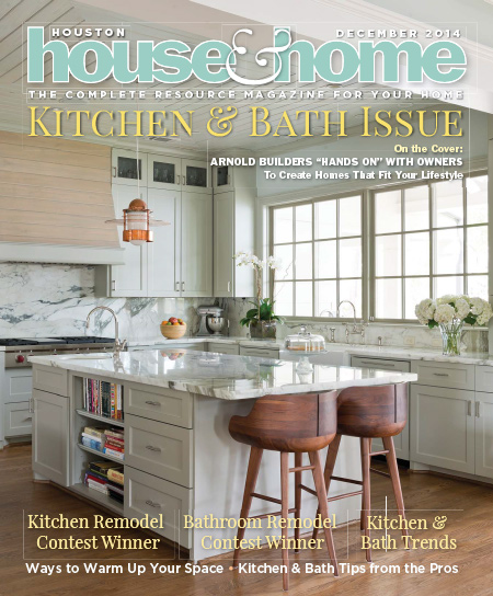 Houston House & Home - December 2014 free download