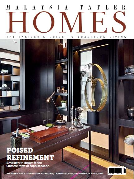 Malaysia Tatler Homes Magazine September/October 2014 free download