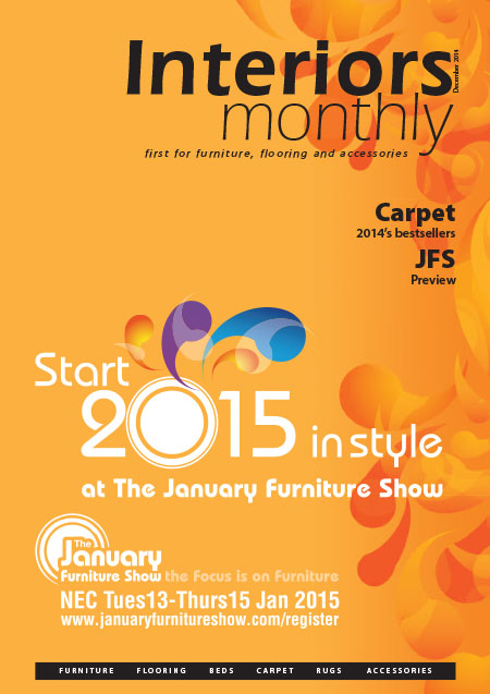 Interiors Monthly - December 2014 free download