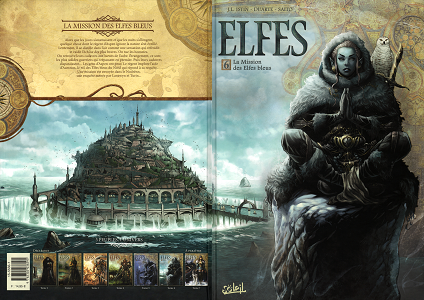 Elfes - Tome 6 - La Mission des Elfes Bleus free download