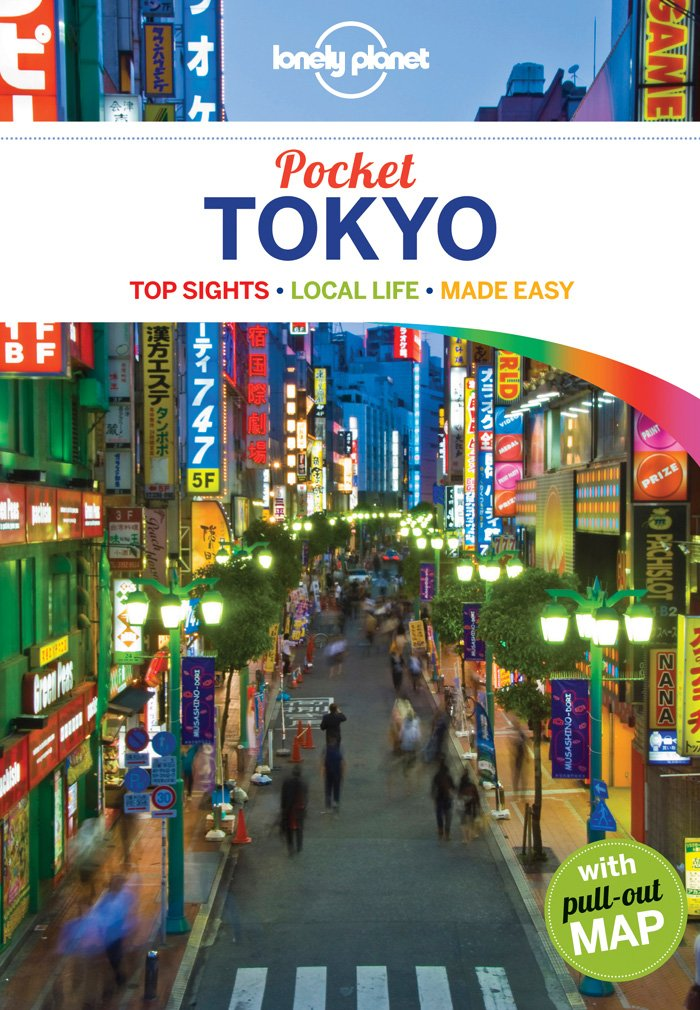 Lonely Planet Pocket Tokyo free download