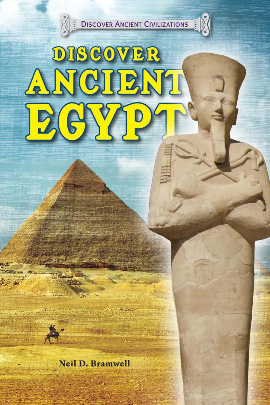 Discover Ancient Egypt (Discover Ancient Civilizations) free download