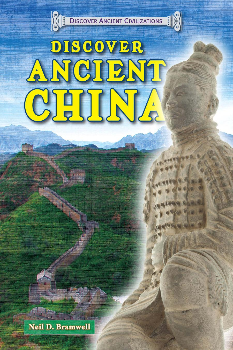 Discover Ancient China (Discover Ancient Civilizations) free download