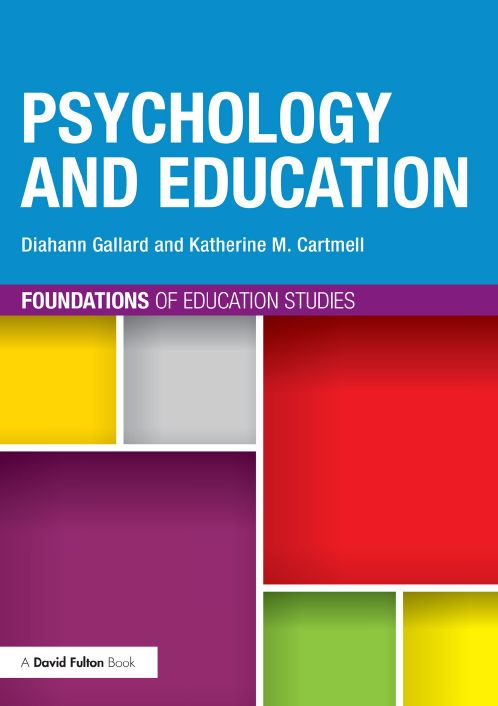 Psychology and Education (Foundations of Education Studies) free download