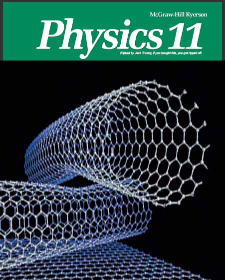 High School Physics 11by McGraw-Hill Ryerson free download