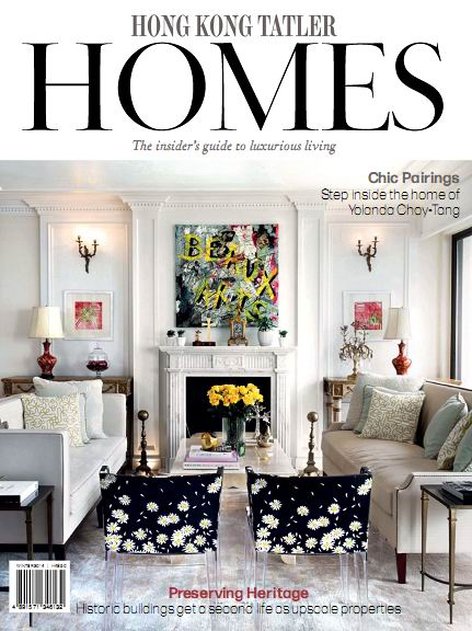 Hong Kong Tatler Homes Magazine Winter 2014 free download