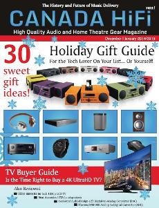 Canada HiFi - December 2014/January 2015 free download