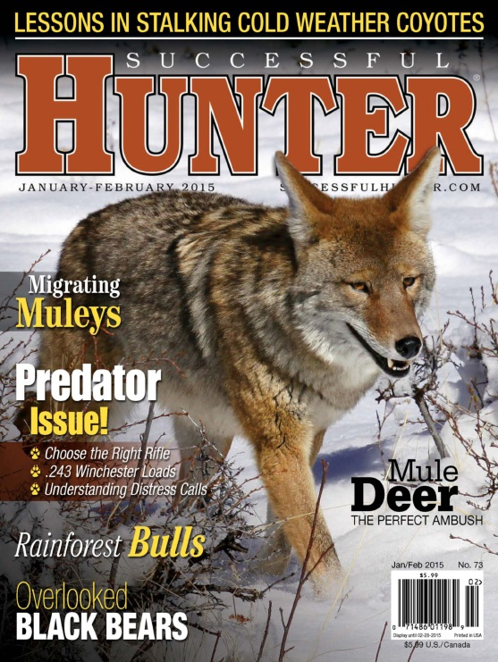 Successful Hunter - January-February 2015 free download