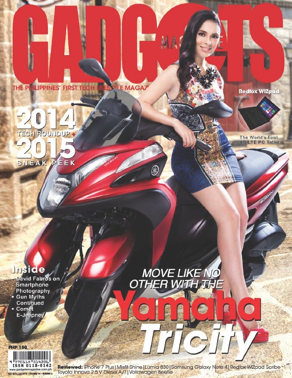 Gadgets - December 2014-January 2015 free download