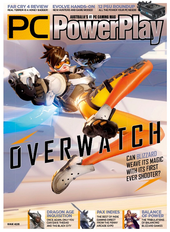 PC Powerplay - January 2015 free download