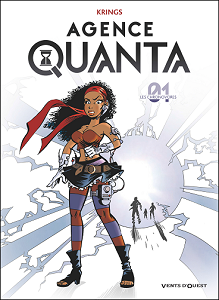 Agence Quanta - Tome 1 - Les Chronovores download dree