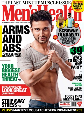 Men's Health India - December 2014 free download