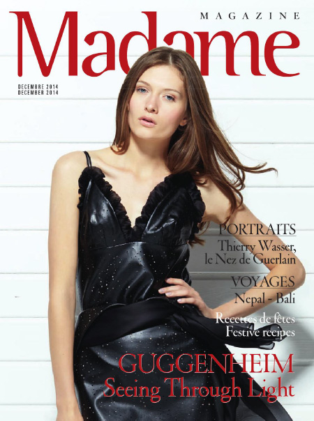 Madame Magazine - December 2014 free download