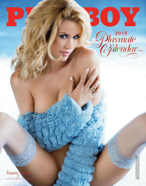 Playboy's Playmate Calendar 2015 free download