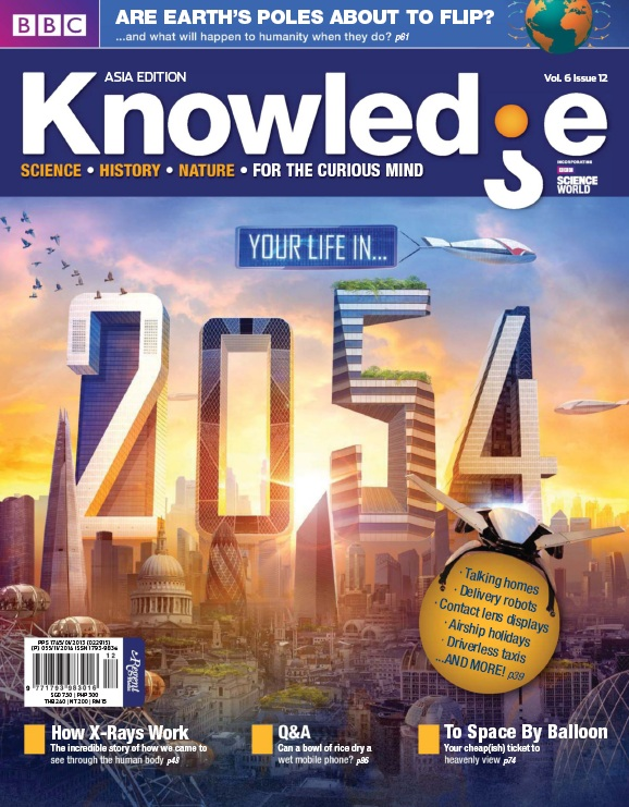 BBC Knowledge Asia Edition - December 2014 free download