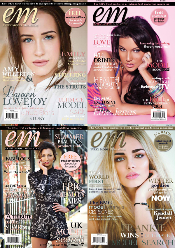 Every Model 2014 Full Year Collection free download