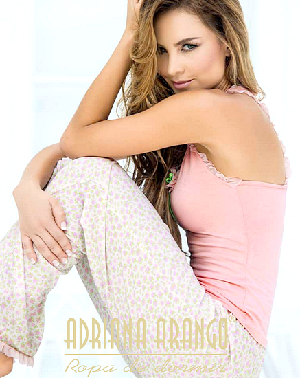 Adriana Arango - Sleepwear Catalog 2014 free download