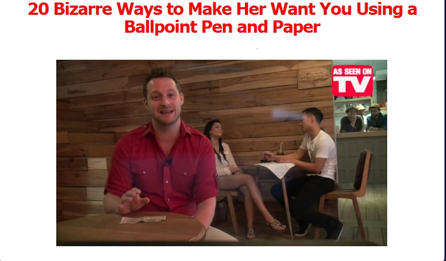 Adam Lyons - 20 Ways to Make Her Want You free download