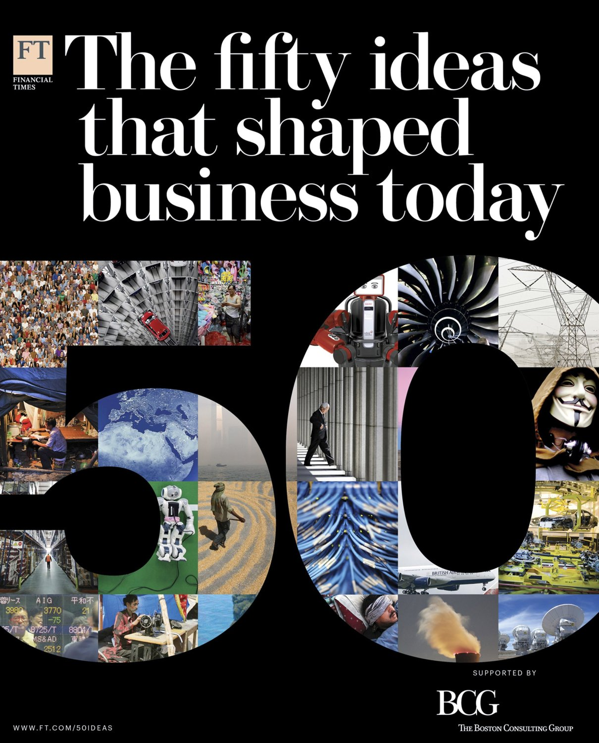 The 50 Ideas that Shaped Business Today free download