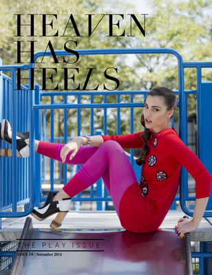 Heaven Has Heels - November 2014 free download