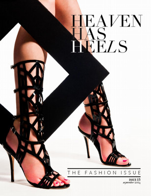 Heaven Has Heels - September 2014 free download