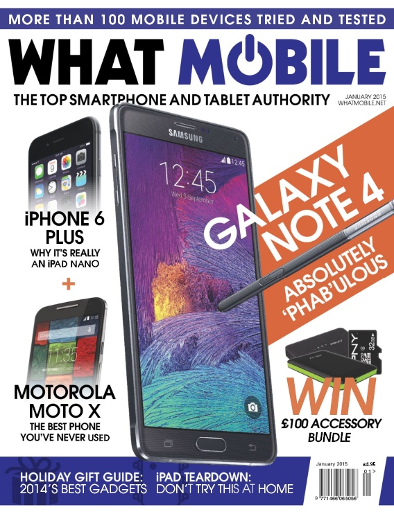 What Mobile - January 2015 free download