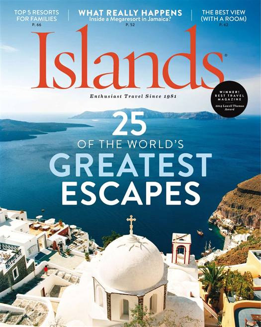 Islands - January/February 2015 free download