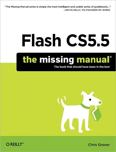 Flash CS5.5: The Missing Manual (Missing Manuals) free download