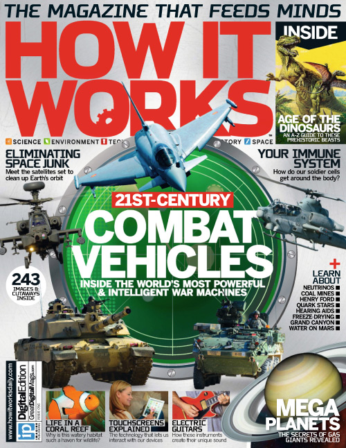 How It Works - Issue 56, 2014 free download