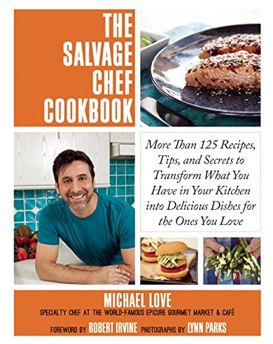 The Salvage Chef Cookbook free download