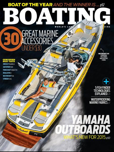Boating - January 2015 free download