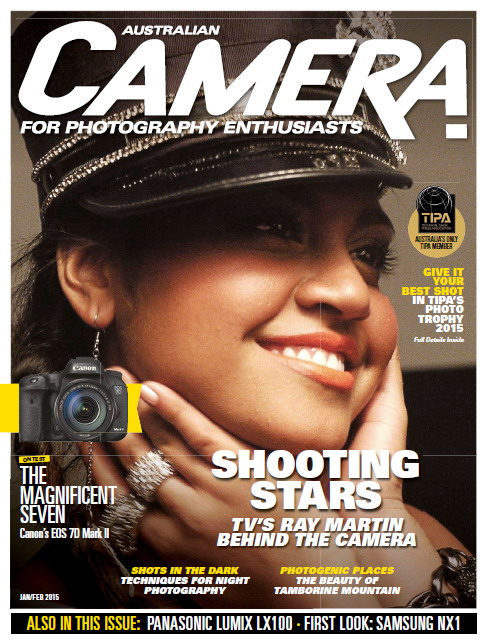Camera Magazine January/February 2015 free download