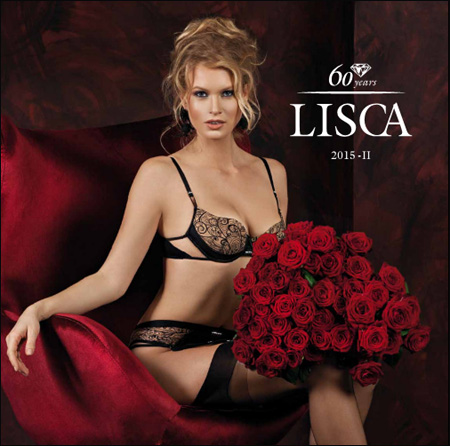 Lisca - Lingerie Autumn Winter Collection Catalog 2015 free download