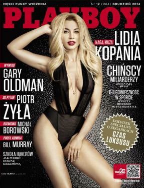 Playboy Poland - December 2014 free download