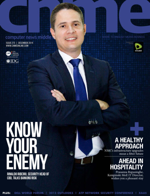 Computer News Middle East - December 2014 free download