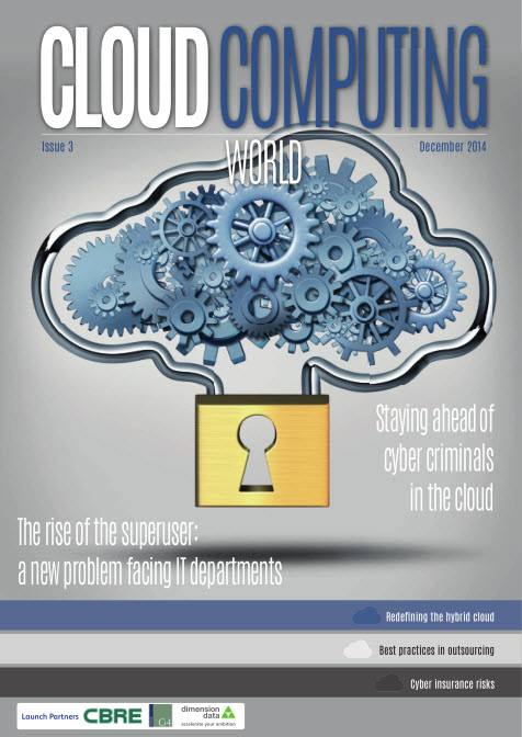 Cloud Computing World - December 2014 (Issue 3) free download