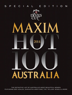 Maxim Special Hot 100 Girls 2014 (Australia) free download