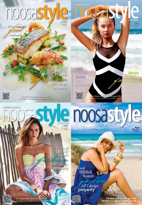 Noosa Style Living 2014 Full Year Collection free download