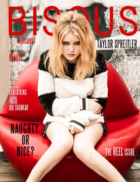 Bisous Magazine - Winter 201 free download