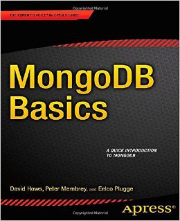MongoDB Basics free download