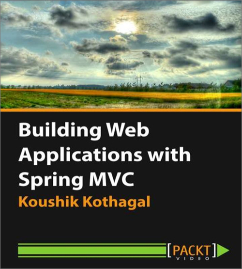 Building Web Applications with Spring MVC free download