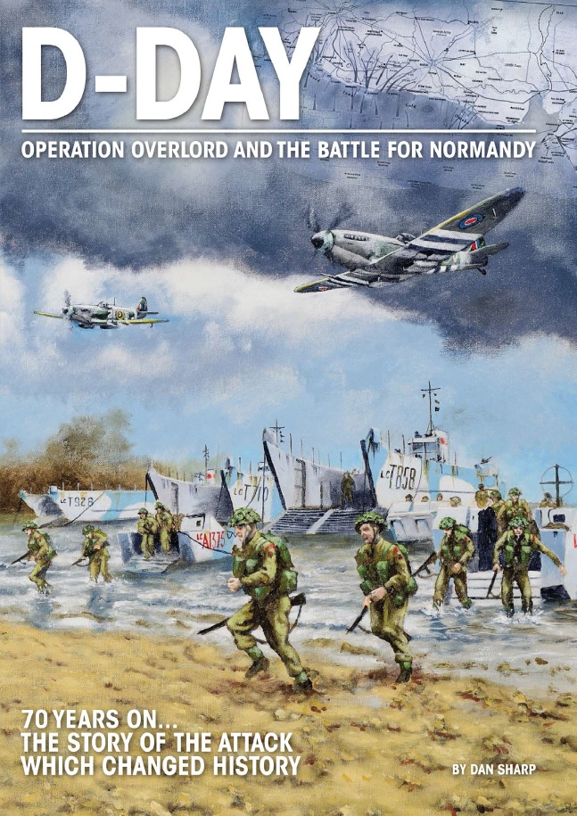 D-Day - Operation Overlord and The Battle for Normandy free download