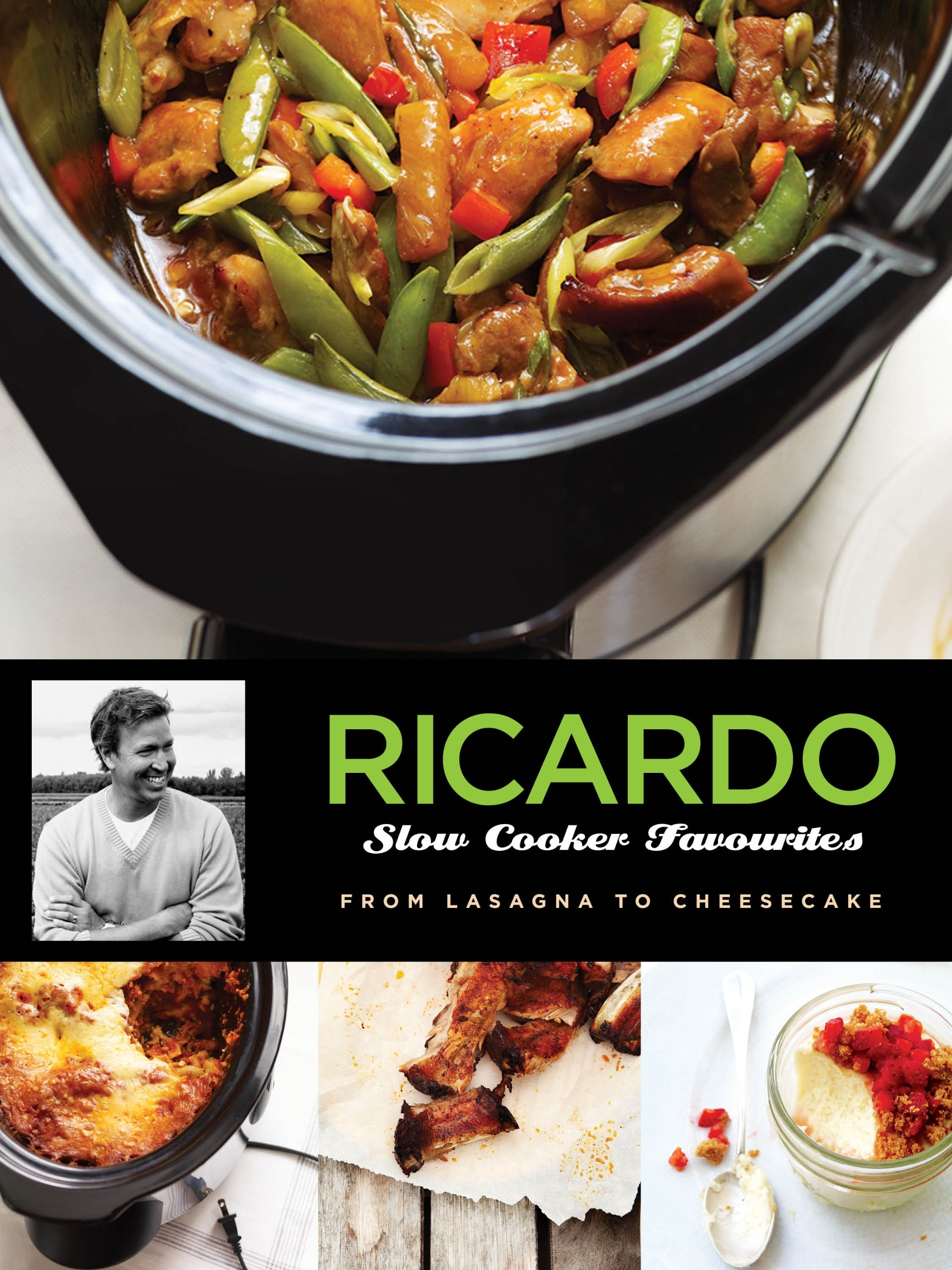 Ricardo: Slow Cooker Favourites free download