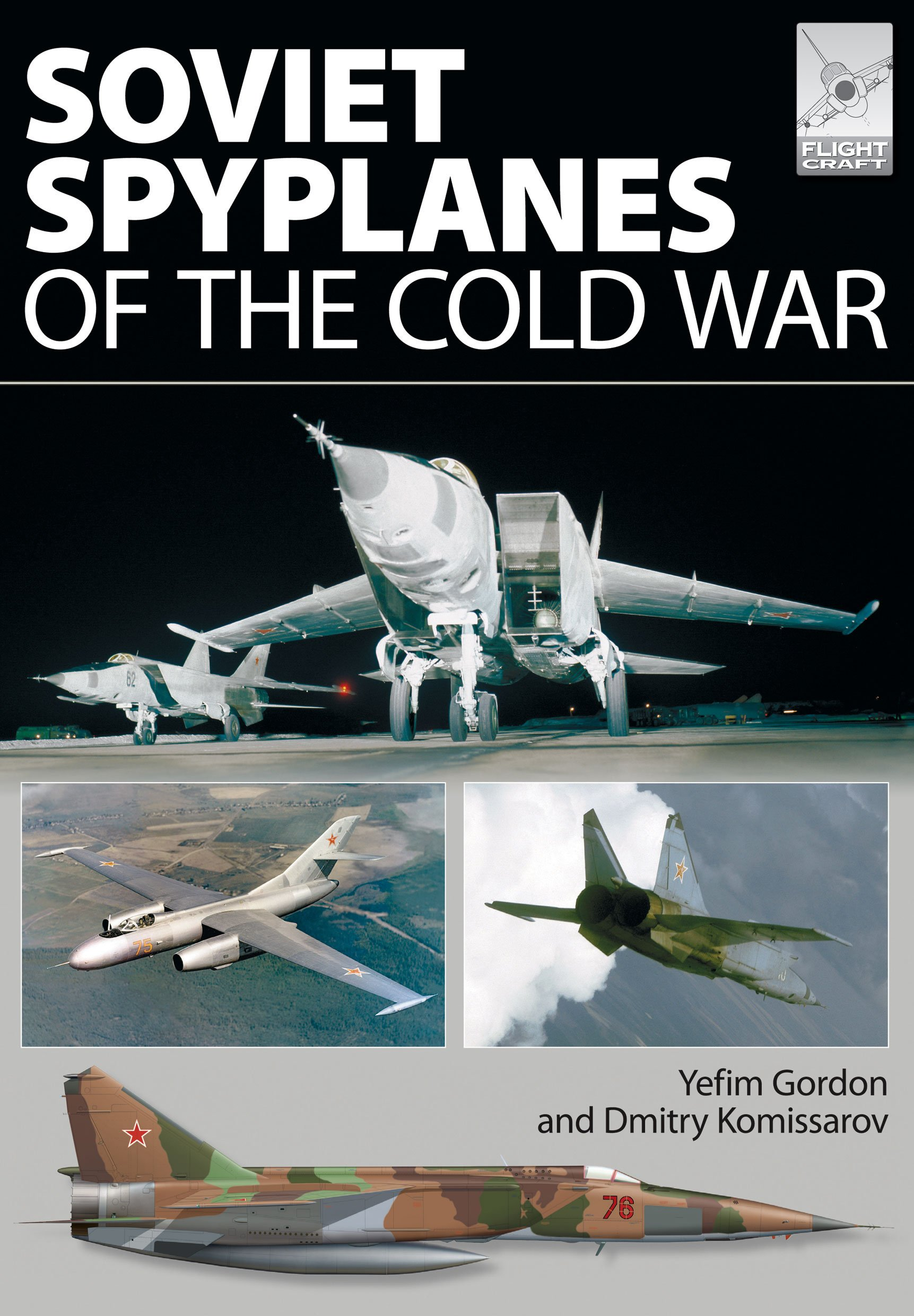 Soviet Spyplanes of the Cold War (Flight Craft) free download