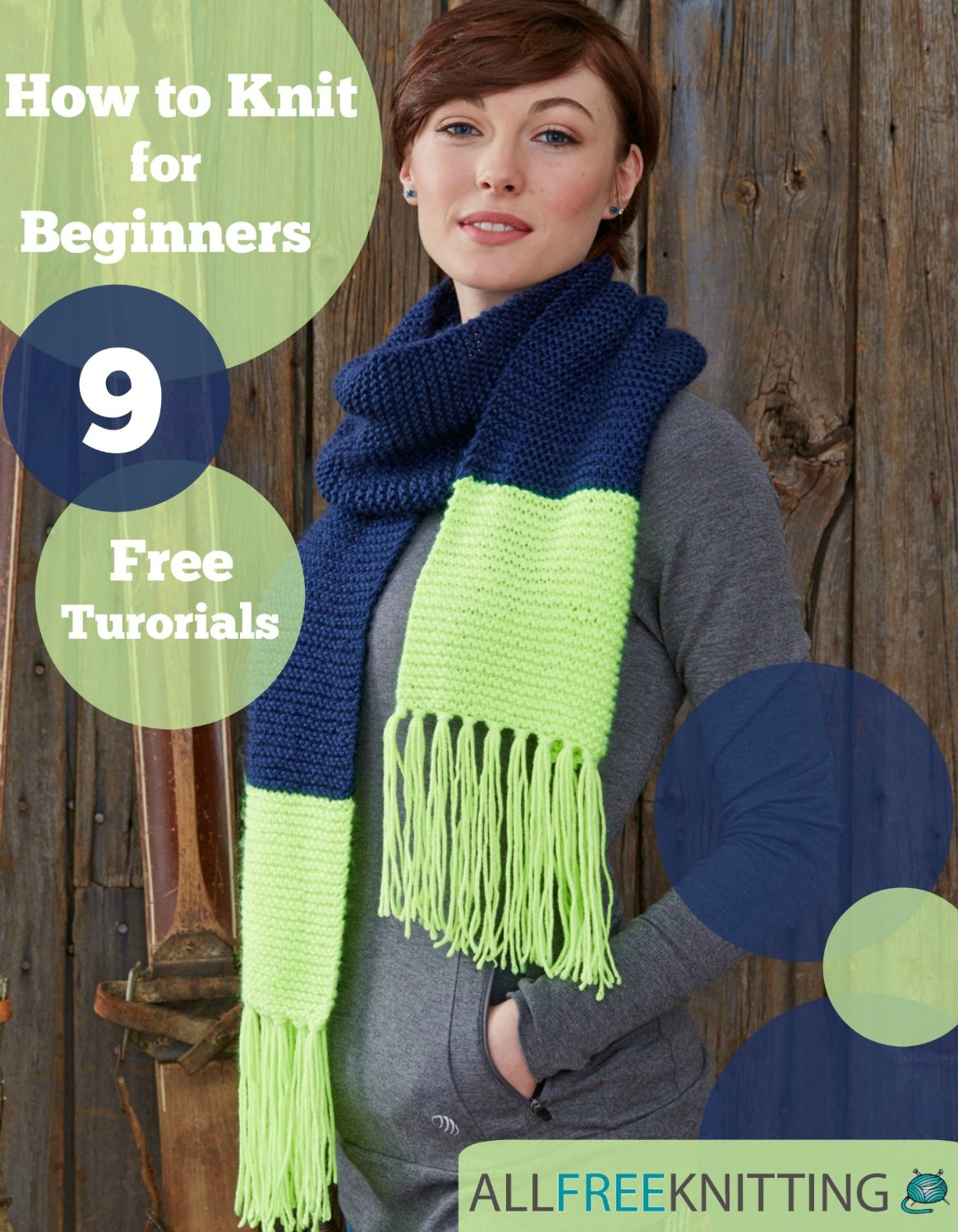 How to Knit for Beginners: 9 Free Tutorials free download