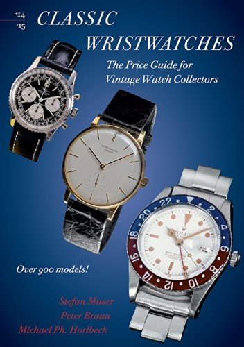 Classic Wristwatches 2014-2015: The Price Guide for Vintage Watch Collectors free download
