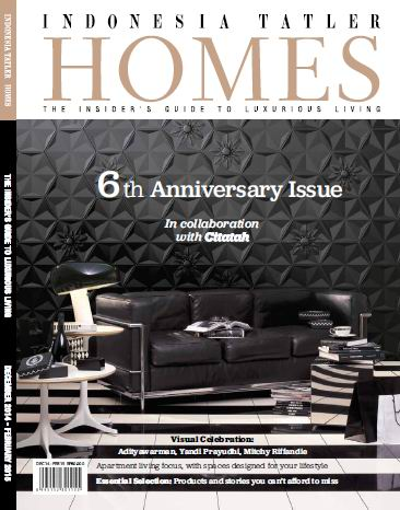 Indonesia Tatler Homes Magazine December 2014 - February 2015 free download