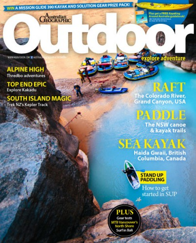 Australian Geographic Outdoor - January February 2015 free download