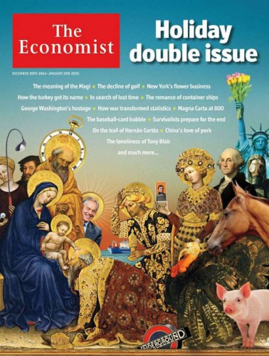 The Economist - 20 December 2014 free download